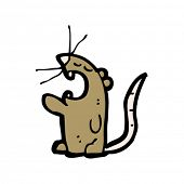 squeaking rat cartoon