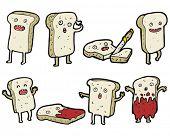 toast massacre cartoon