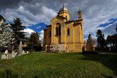 Orthodox Church In Belgrade, Serbia