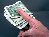 Giving Cash