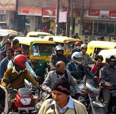 India Traffic Congestion