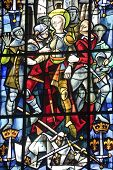 Rouen - Stained Glass