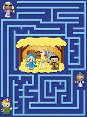 Maze Christmas