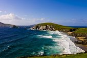 Dunmore Head In Dingle Peninsula