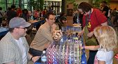 Hypnocube At The Ann Arbor Mini Maker Faire