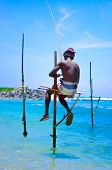 The Traditional Stilt Fishermen