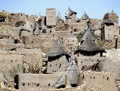 Dogon Village Tireli