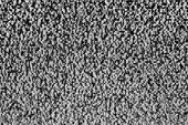 Analog Tv Crt Kinescope Noise - Black & White