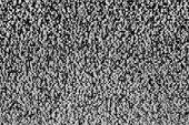 Analog Tv Crt Kinescope Noise - Black & White