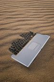 Sandy Notebook