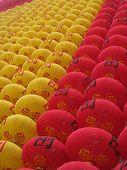 Chinese lantaarns