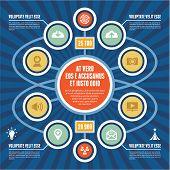 Infographic Concept - Business Scheme - Modern Template
