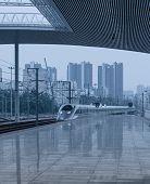 High Speed Rail Station