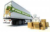 Urgent Truck transportation , free shipping service