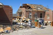 Tornado Damage Kentucky