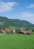Kornau near Oberstdorf,Allgau,Germany