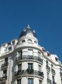 Corner Of French Villa