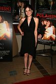 Leah Grimsson  at the Charity Screening of 'Polanski Unauthorized' to Benefit the Children's Defense League. Laemmle Sunset 5 Cinemas, West Hollywood, CA. 02-10-09
