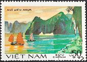 View Of Ha Long Bay, Vietnam