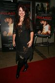 Fileena Bahris at the Charity Screening of 'Polanski Unauthorized' to Benefit the Children's Defense League. Laemmle Sunset 5 Cinemas, West Hollywood, CA. 02-10-09
