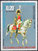 Trumpeter Of French Empire Guard In 1804-1809