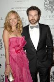 Bijou Phillips and Danny Masterson   at the Grand Opening of SLS Hotel. SLS Hotel, Los Angeles, CA.