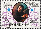 Nicolaus Copernicus By Bacciarelli