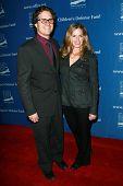 Davis Guggenheim and Elisabeth Shue   at the Children's Defense Fund 18th Annual Los Angeles