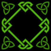 Celtic Border Frame