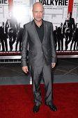 Christian Berkel  at the Los Angeles Premiere of 'Valkyrie'. The Directors Guild of America, Los Angeles, CA. 12-18-08