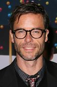 Guy Pearce   at the Los Angeles Premiere of 'Bedtime Stories'. El Capitan Theatre, Hollywood, CA. 12