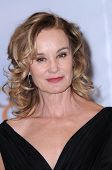 Jessica Lange in the press room at the 66th Annual Golden Globe Awards. Beverly Hilton Hotel, Beverl