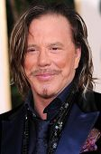 Mickey Rourke at the 66th Annual Golden Globe Awards. Beverly Hilton Hotel, Beverly Hills, CA. 01-11-09