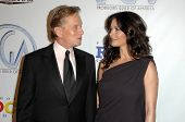 Michael Douglas and Catherine Zeta-Jones at the 20th Annual Producers Guild Awards. Hollywood Pallad