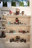 Modern Dolls On Display At Homi, Home International Show In Milan, Italy