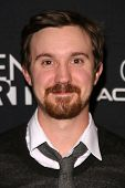 Sam Huntington at the Los Angeles Special Screening of 'Fanboys'. Clarity Screening Room, Beverly Hi