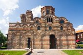 Old Church In Nessebar, Bulgaria. Unesco World Heritage Site