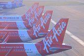 Air Asia planes