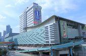 Urban Transformation Center UTC in Kuala Lumpur