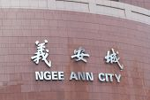 Ngee Ann City department store Singapore