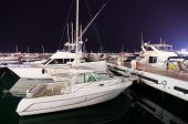 Puerto Banus on May 1 2014 in Marbella Malaga Andalusia Spain