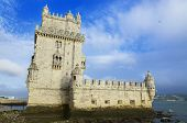 Tower Of Belem. Lisbon, Portugal.
