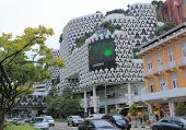 Bugis Plus shopping mall Singapore