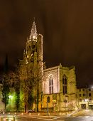 picture of avignon  - Saint Pierre church in Avignon  - JPG