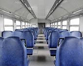 Inside The Empty Train