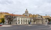 Church Of Santa Engracia And Military Museum In Lisbon
