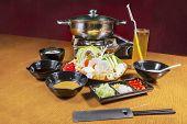 Japanese Tasty Sushi Set 1
