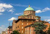 Chiesa Del Sacro Cuore In Bologna, Italy