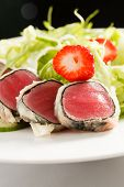 tuna appetizer