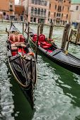 Tilt And Shift Gondolas